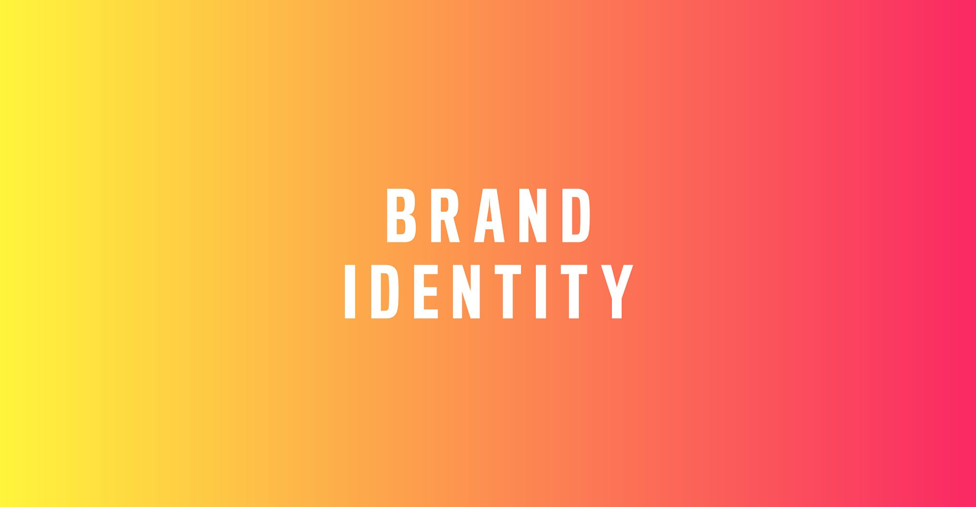 Brand Identity National Forest